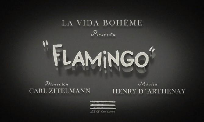 La Vida Boheme  - Flamingo