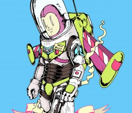 """Buzz"" por Damocles"