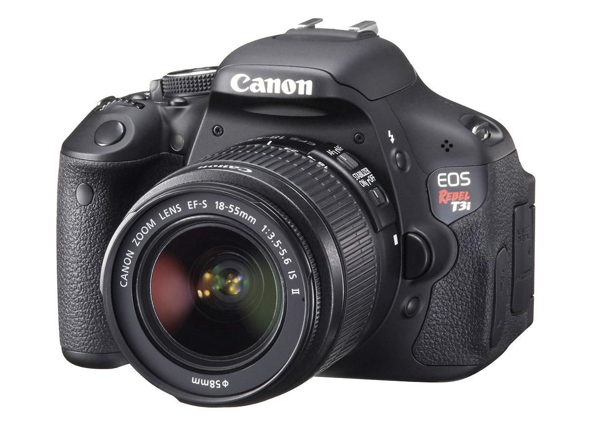 Canon EOS Rebel T3i (2011)