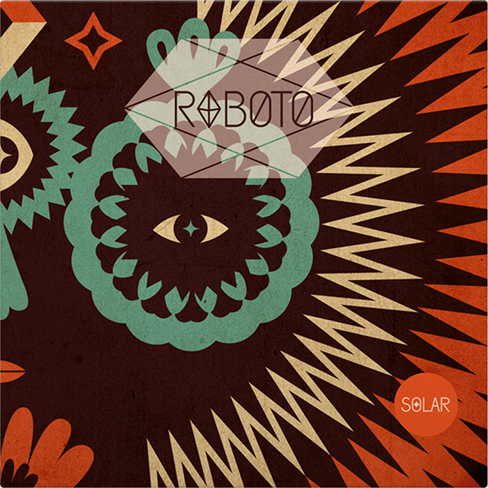 "Roboto ""Futura"" - Cover by Muxxi"