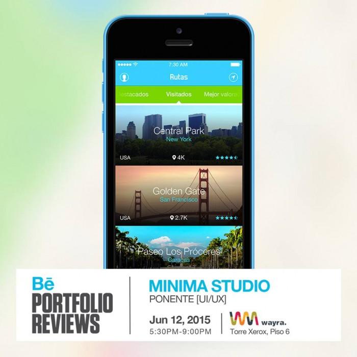 Ponencia - Minima Studio
