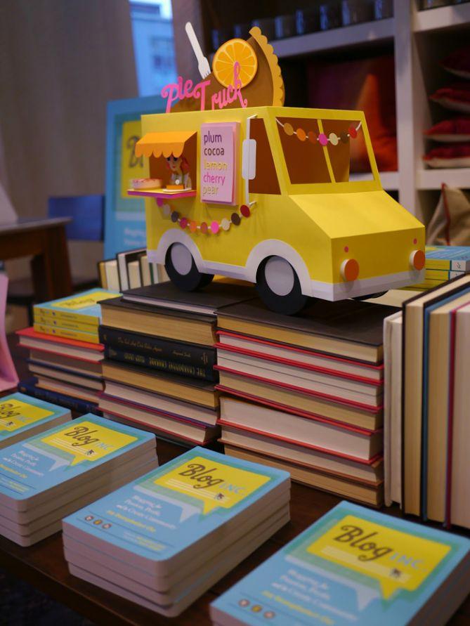 Chloé Fleury - Blog Inc. Paper Truck