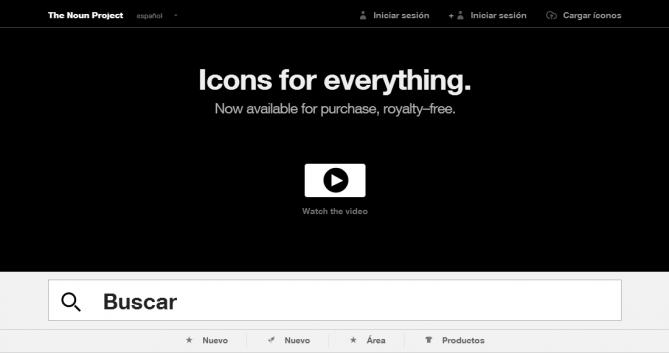 The Noun Project - Descarga de Iconos y Símbolos Gratis y en formato vectorial