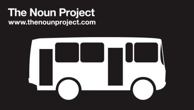 The Noun Project - Símbolo Camionetica