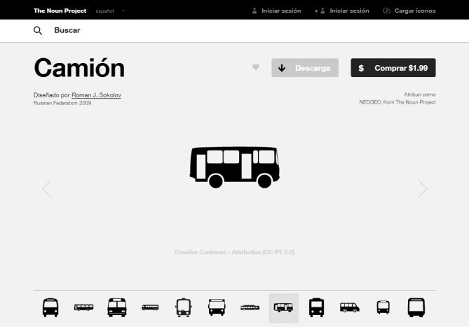 The Noun Project - Resultados de Búsqueda