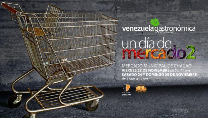 Venezuela Gastronómica - Un día de Mercado 2