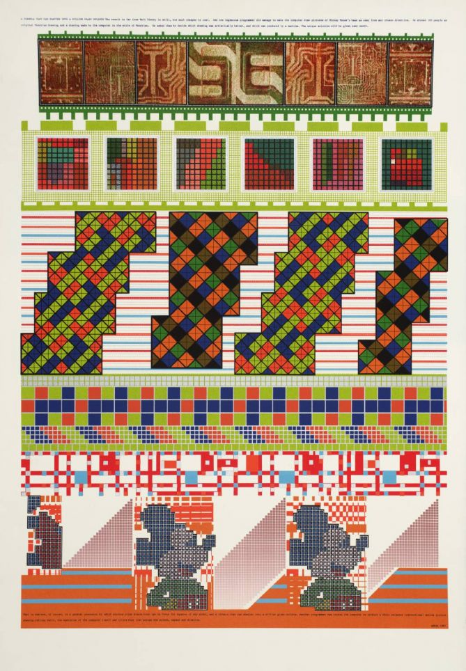"""A formula that can shatter into a million glass bullets"" (Sir Eduardo Paolozzi, 1967)"