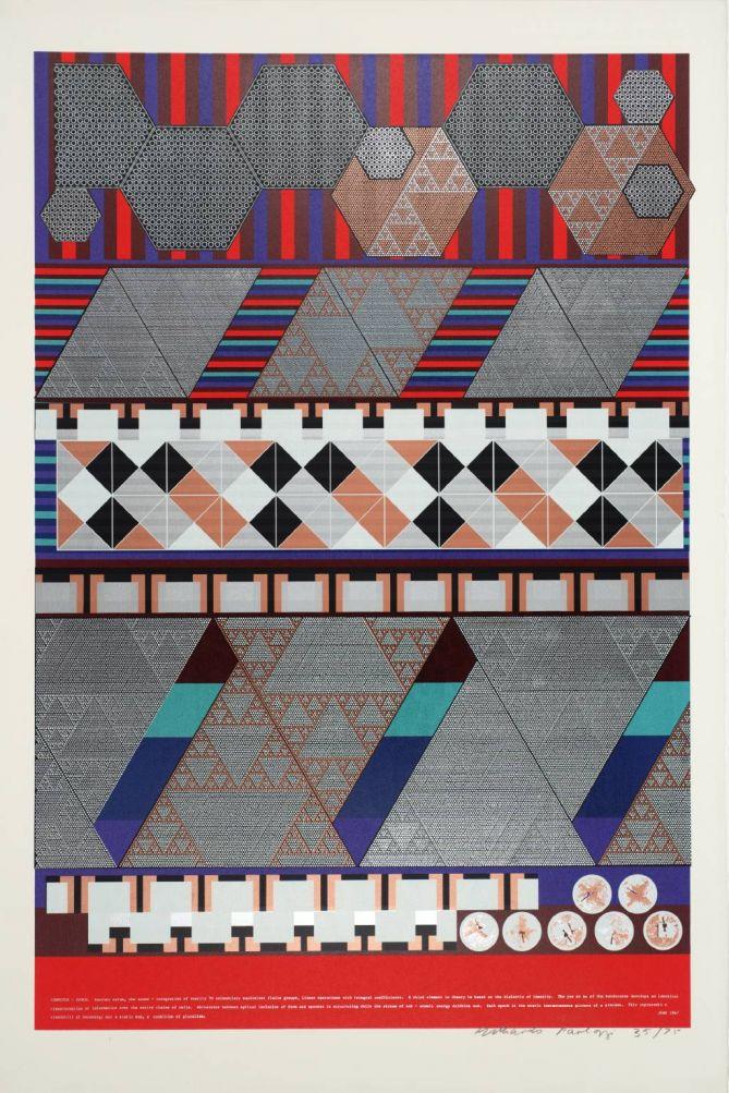 """Computer-Epoch"" (Sir Eduardo Paolozzi, 1967)"