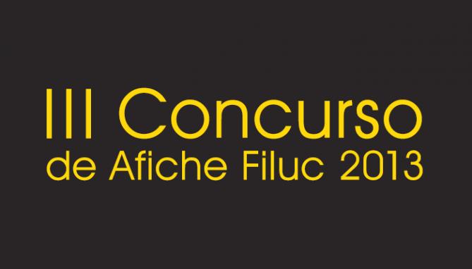 Concurso de Diseño Afiche FILUC 2013
