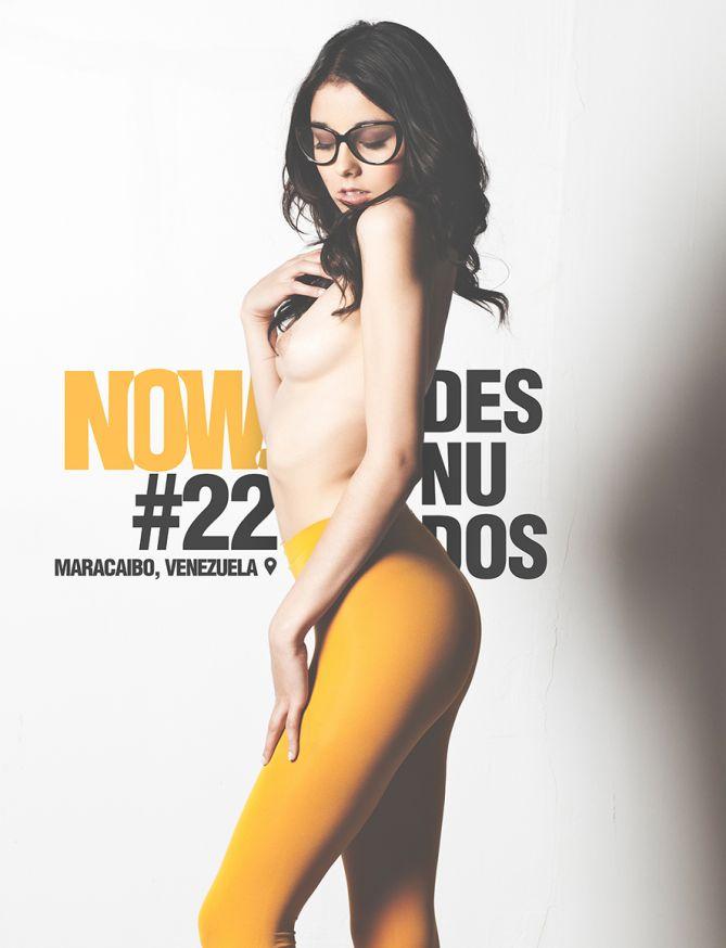 Revista NOW #22 - Fotografía: Jean Philip Zi