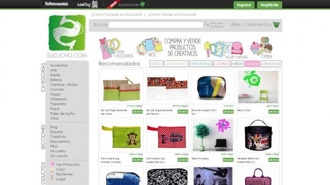 Tienda Virtual SUCUCHO.com